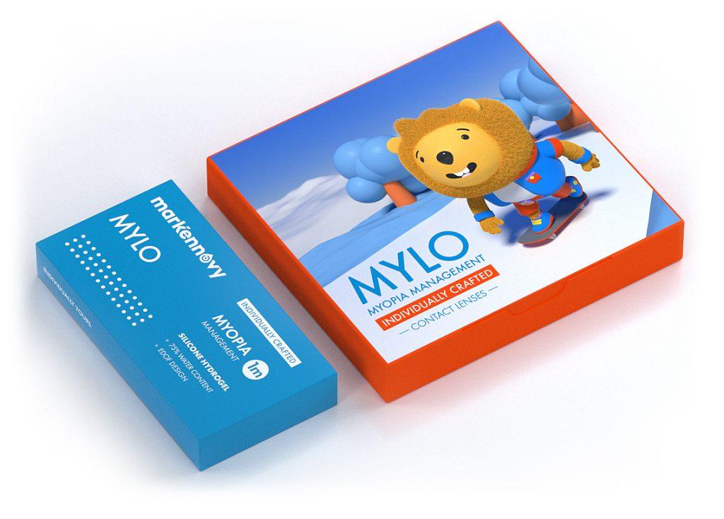 MYLO for Myopia Management